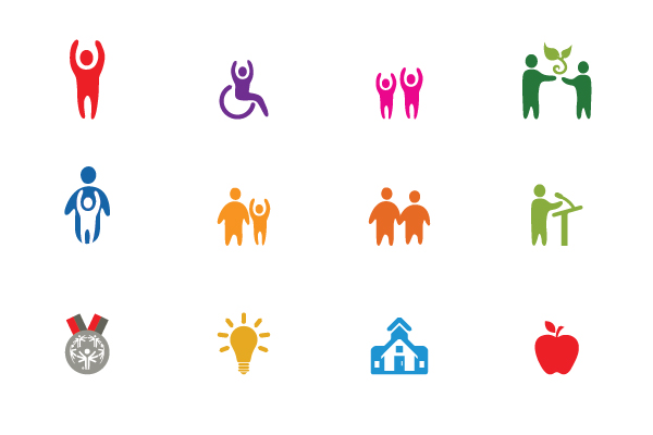 Special Olympics Texas infographics by Kara Fuhlbrugge