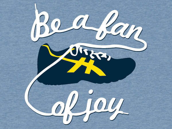 Special Olympics Texas Be A Fan of Joy T-shirt by Kara Fuhlbrugge