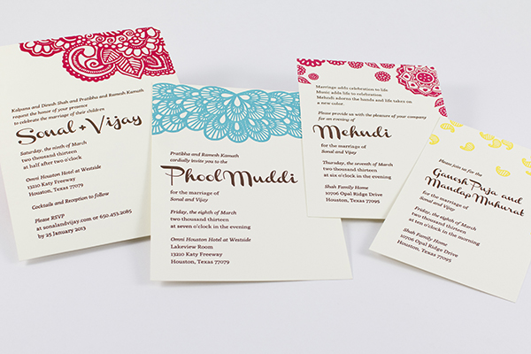 Kamath Wedding Branding by Kara Fuhlbrugge